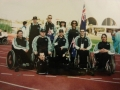2002 FESPIC Games in South Korea