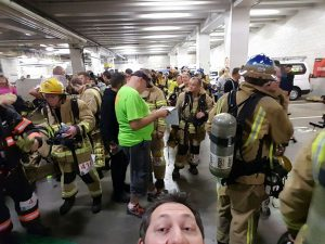23rd May Firefighter Stair Challenge 2016
