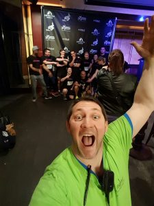 Step Up Skytower Stair Challenge 5th Aug
